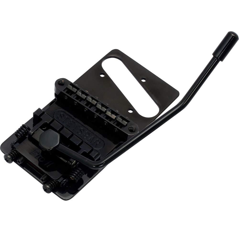 Stetsbar T-Style Model Black Chrome トレモロシステム   B017QP4YJY, 白馬スポーツ f6ea18f6