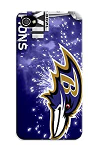 Case Cover For HTC One M8 Protective Case,Best Love Football Iphone 5/5S /Baltimore Ravens Designed Case Cover For HTC One M8 Hard Case/Nfl Hard Skin for Case Cover For HTC One M8