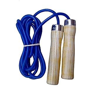 TurnerMAX Comba Mangos de madera, Nylon, Azul