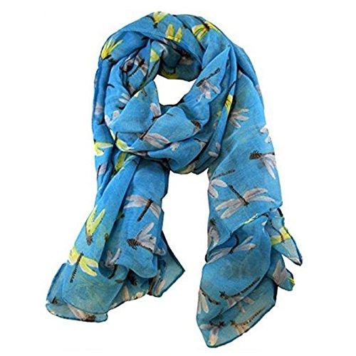 Women Large Scarf Soft Shawl Wraps Light Scarf Shawl Scarf Cozy Blanket for Women Lady HunYUN -