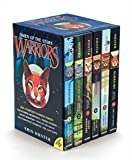 Warrior Cats Series 4: Omen of the Stars 6 Books Box Set Collection By Erin (The Fourth Apprentice, Fading Echoes, Night Whispers, Sign of the Moon, ... The Last Hope) (Warriors: Omen of the Stars)