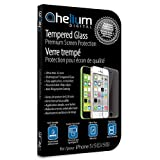 Helium Digital Premium Tempered Glass Screen Protector for iPhone 5/ 5S/ 5C