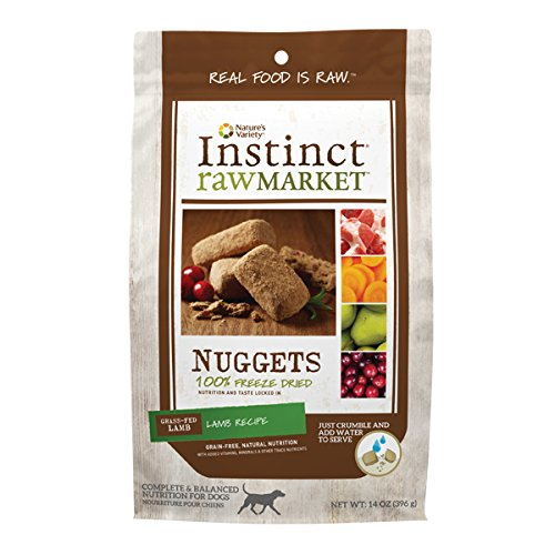 Nature's Variety Instinct Raw Market Nuggets Review