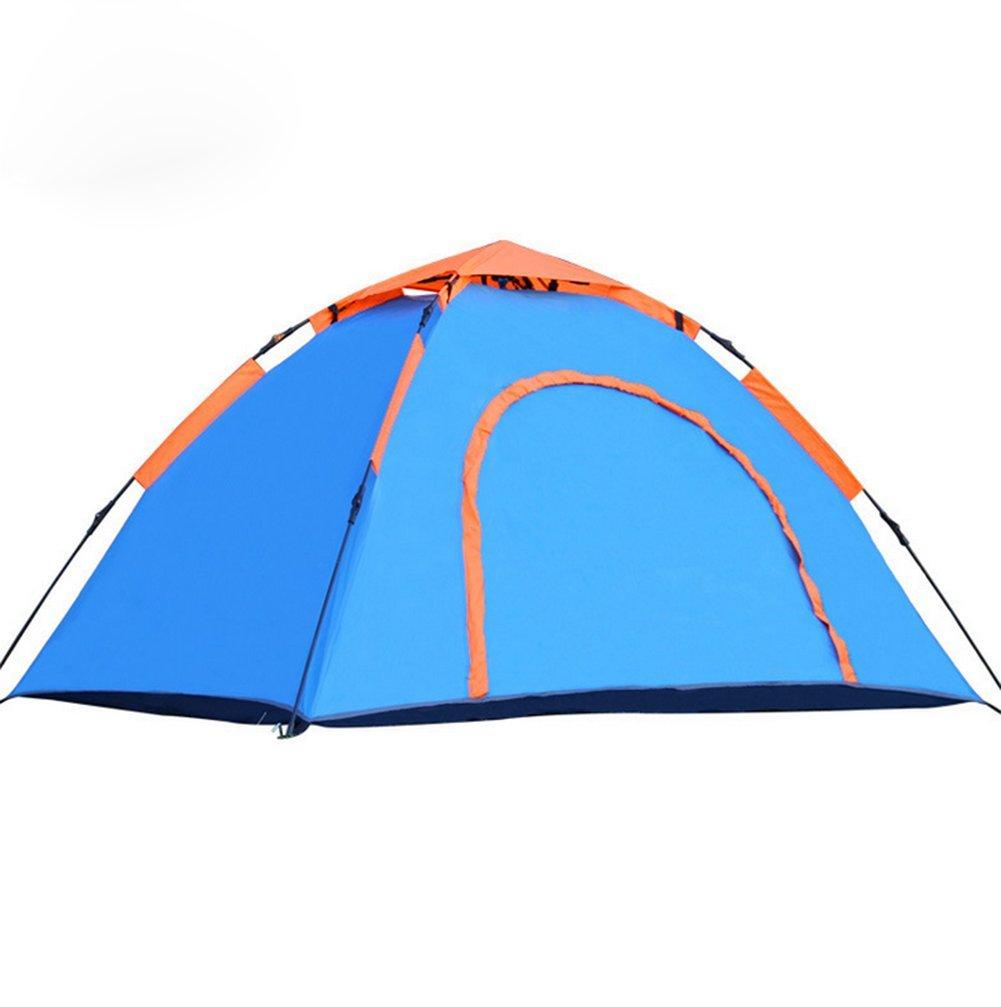 Outdoor-camping Zelt Wasserdicht, Einzellagen-automatische Pop-up Zelt Tragbares Zelt