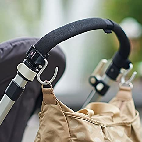 Wheelchair 2 Pack Think King Mighty Buggy Hook for Stroller Rollator Walker
