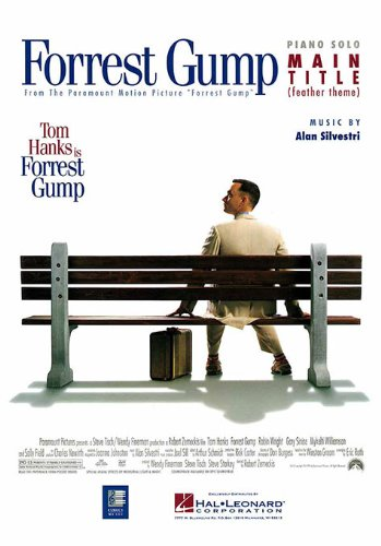 Forrest Gump Main Title (Feather Theme) (Sheet Music): Piano Solo