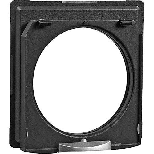 Linhof Flat Lensboard Adapter - for Using Lenses in Technika-type 96 x 99mm Lensboards on M679 Cameras (Technika Lensboard)