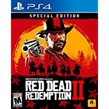 Red Dead Redemption 2: Special Edition Ps4