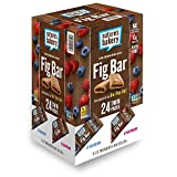Cheap Nature's Bakery Whole Wheat Fig Bar, Vegan + Non-GMO, Variety Pack (48 Count)