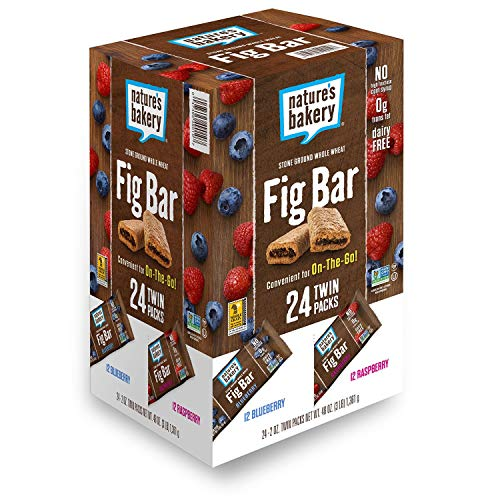 Nature's Bakery Stone Ground Whole Wheat Fig Bar 24 Twin Packs 24 - 2oz