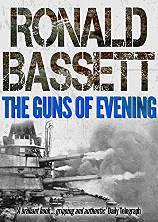 book cover of Guns of Evening