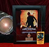Rare NIC CAGE Signed NATIONAL TREASURE Prop