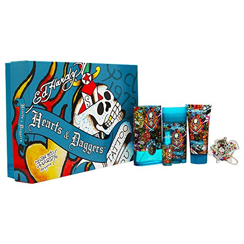 Hearts Daggers Christian Audigier Set M