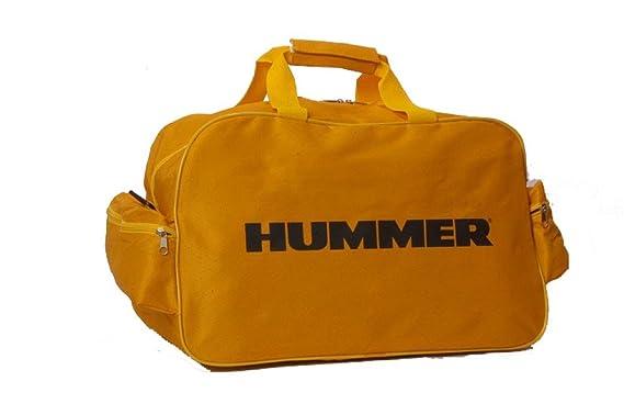Amazon.com: Hummer - Mochila de deporte con logotipo ...