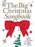 The Big Christmas Songbook Pf Book/Cd