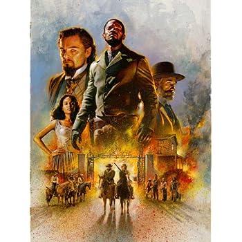 Quentin Tarantino Movie Poster Art