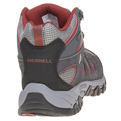 Gris Gris Merrell Homme Mid Ridgepass Boots TwOXaRIq