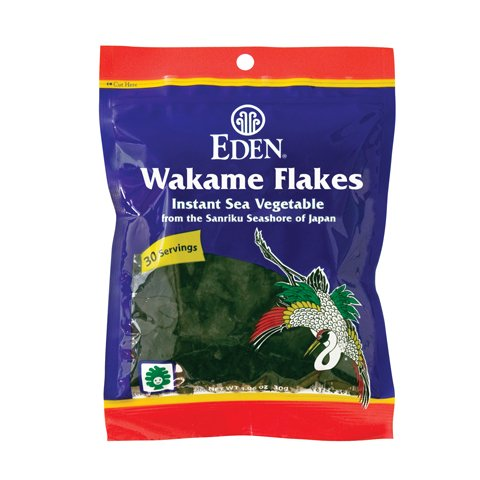 Eden Foods Wakame Flakes (10x1.06 OZ) by Eden