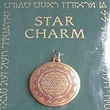 Shri Yantra GOOD LUCK Star Charm Amulet Brass Pendant