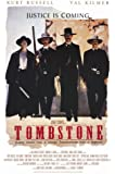 Tombstone (1993) - 11 x 17  - Style A