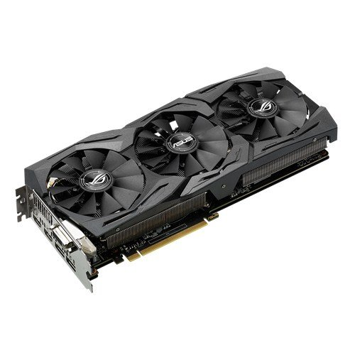 Image ASUS GeForce GTX 1080 8GB ROG STRIX Graphics Card (STRIX-GTX1080-A8G-GAMING) no. 3