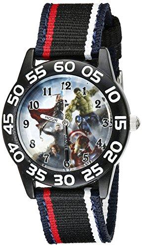 Marvel Avengers: Age of Ultron W002243 Analog Quartz Black Watch