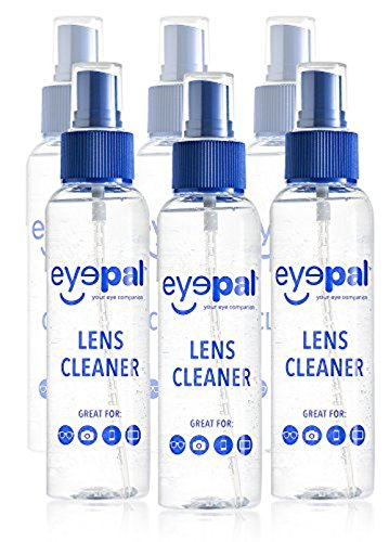 Eyepal Lens Cleaning Care Spray For Glasses  Camera   Lcd Screens    4Oz