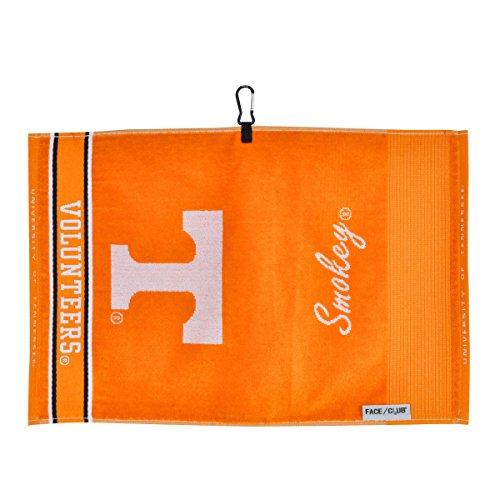 Team Effort Tennessee Volunteers Face/Club Jacquard Towel -