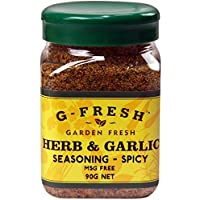 G-Fresh Herb and Garlic Seasoning (Spicy), 90 g