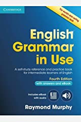 English Grammar in Use Book with Answers and Interactive eBook: Self-Study Reference and Practice Book for Intermediate Learners of English Paperback