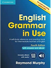 Amazon english as a second language books english grammar in use book with answers and interactive ebook self study reference and fandeluxe Choice Image