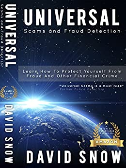 Universal Scams & Fraud Detection by [Snow, David]