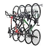 Monkey Bars Storage Bike Racks (4 Bike)