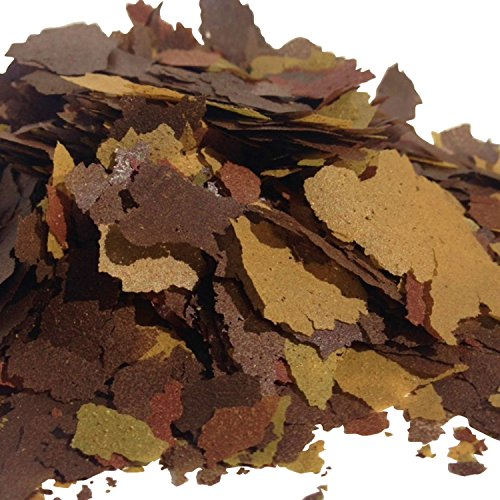 - AF 45% Blackworm & Angel Fish Flake Mix, ULTRA Premimum Tropical Fish Flakes...1/4-lbs