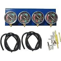 szlsl88 Motorfiets vacuümmeter,Motorfiets Carburateur Synchronizer Balancer,Motorfiets testen accessoire