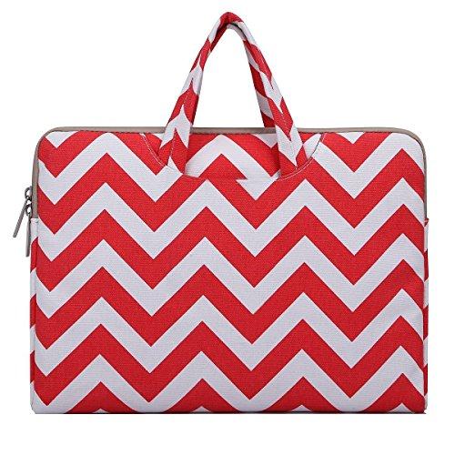 Mosiso Laptop Sleeve Briefcase Handbag 13-13.3 Inch MacBook