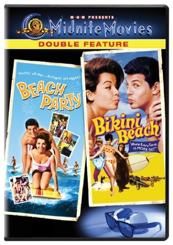 Beach Party/Bikini Beach (Midnite Movies Double Feature) -