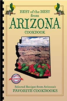 Best Arizona Cookbook Selected Cookbooks ebook product image