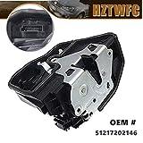 HZTWFC Door Lock Actuator Motor Latch Assembly Front Right 51217202146 Compatible for BMW E60 E65 E82 E83 E89 E90