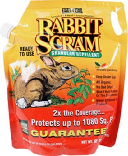 (Enviro Pro 11004   Epic Rabbit Scram Granular Repellent, 2 lb)