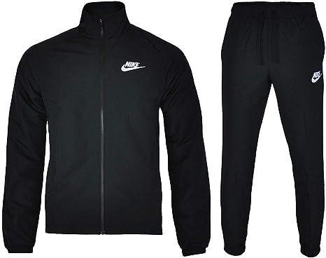 Desconocido Sportswear Woven Basic Chándal, Hombre: Amazon.es ...