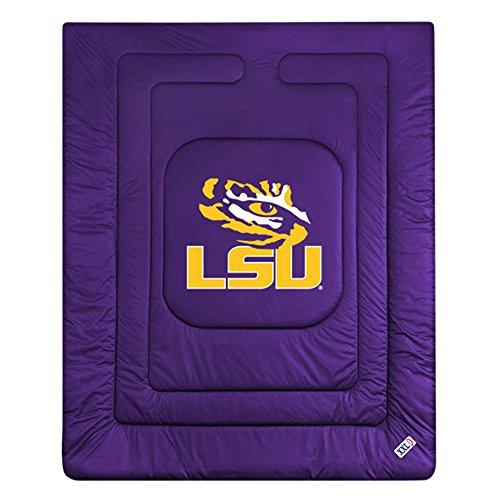 NCAA LSU Fightin Tigers Locker Room Comforter Twin