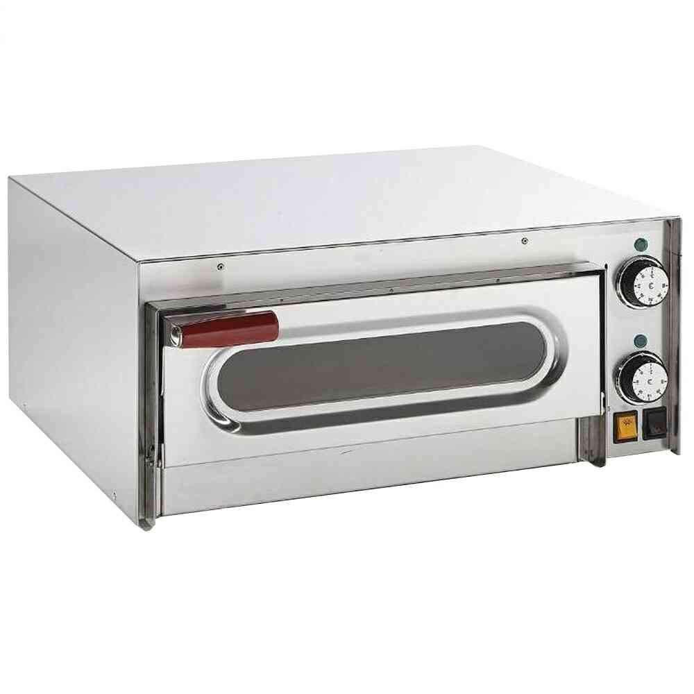 Macfrin 5101 Horno Eléctrico para 1 Pizza: Amazon.es: Industria ...
