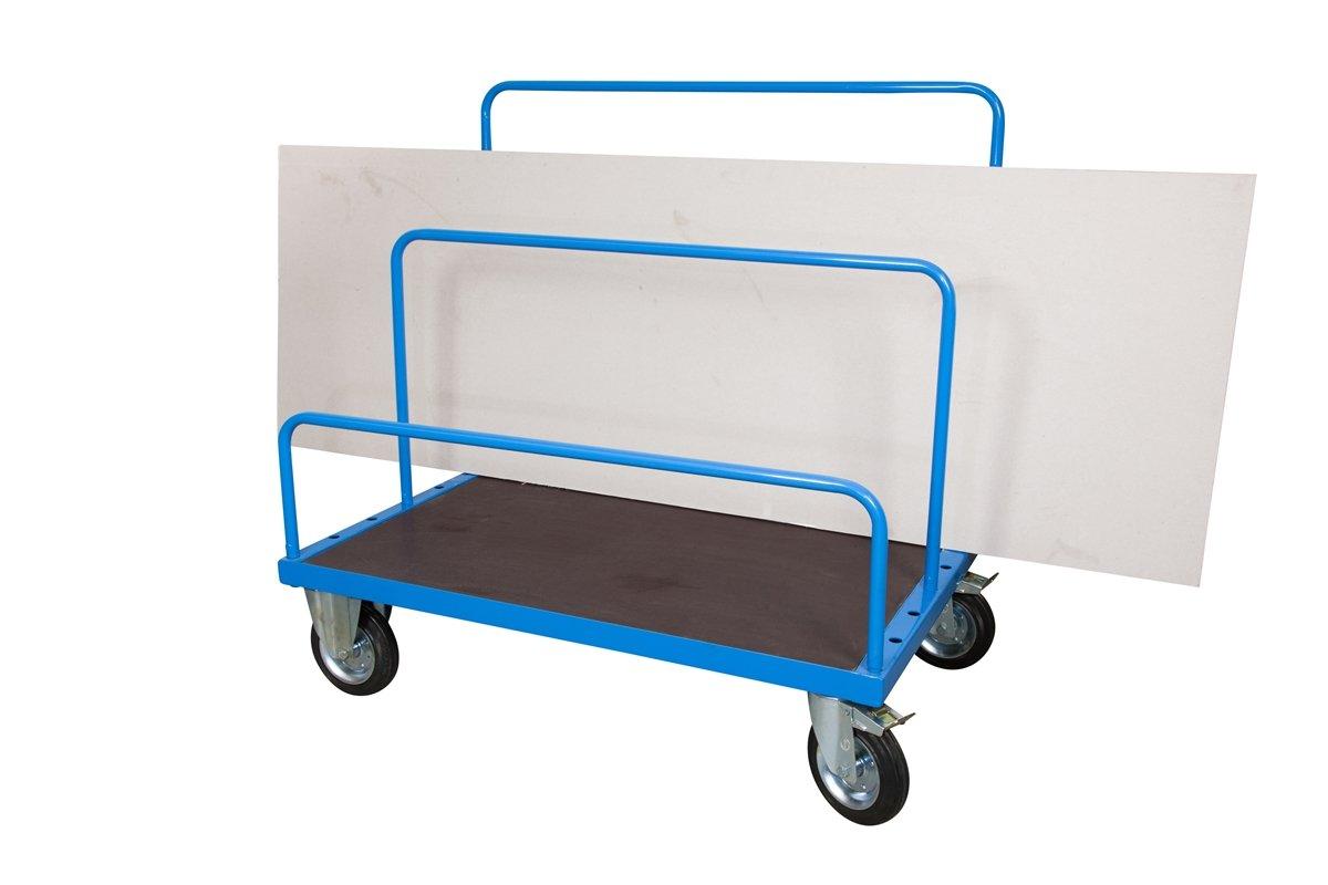 Carrello porta pannelli 250 kg