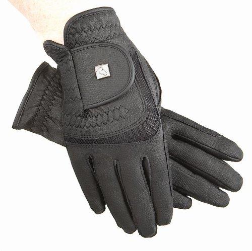 (SSG Soft Touch Gloves 8 Black)