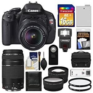 Canon t3i with 2 lenses : Cell phone central conway ar