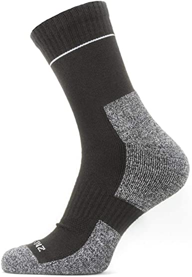 Solo Quickdry Ankle sock Purple//Grey//Light grey S  Anti-Blister SealSkinz