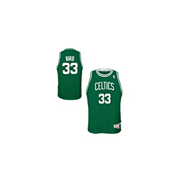 cc5084cc1bd Outerstuff NBA Boston Celtics Larry Bird Youth Hardwood Classic Swingman Jersey  Youth X Large