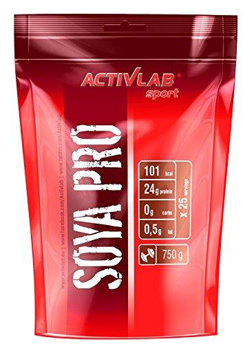 Activlab Soya Pro, Sabor Chocolate - 750 gr: Amazon.es ...