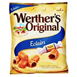 Werthers Eclairs (100g x 10)